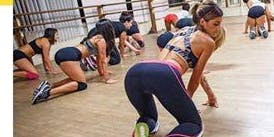 weekly Ladies Twerk n Grind Dance Fitness