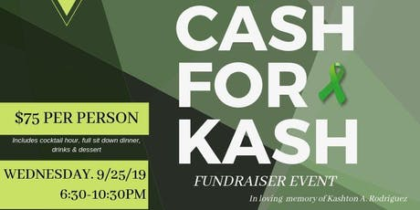 Cash For Kash Gala tickets