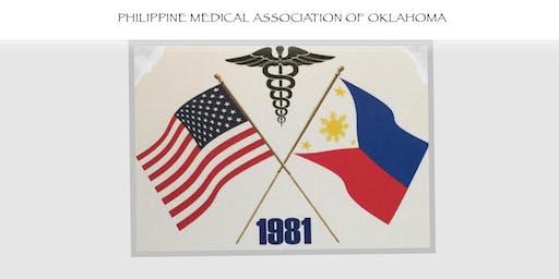 Philippine Medical Association of Oklahoma Induction Ball