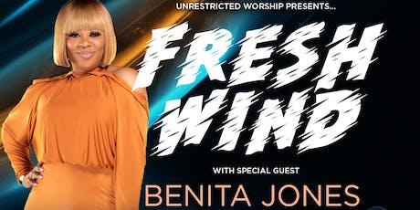 Unrestricted Worship Part 2: Fresh Wind tickets