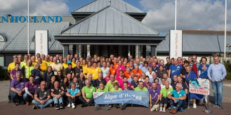 Alpe d'HuZes Vrijwilligersdag 2019 (VV) tickets