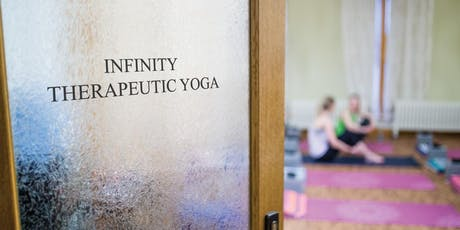 Grand Re-Opening PARTY to Celebrate the NEW Infinity Therapeutic Yoga! tickets