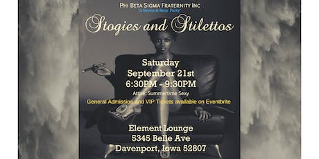 Stogies and Stilettos Party tickets