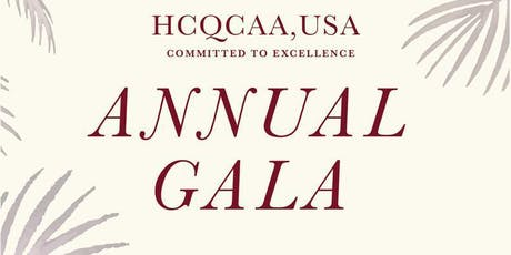 HCQC Alumni, USA Annual Gala tickets