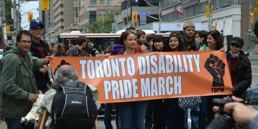 9th annual Disability Pride March & Celebration of Life - Kevin Jackson