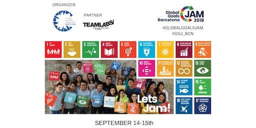 Global Goals Jam - Barcelona