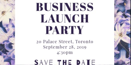 GOODNESS FROM MALI									Business Launch Party tickets