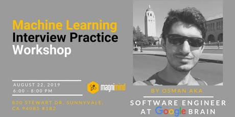 Machine Learning Interview Practice Workshop tickets