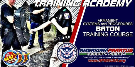 Killeen, TX / ASP Baton Training Course tickets