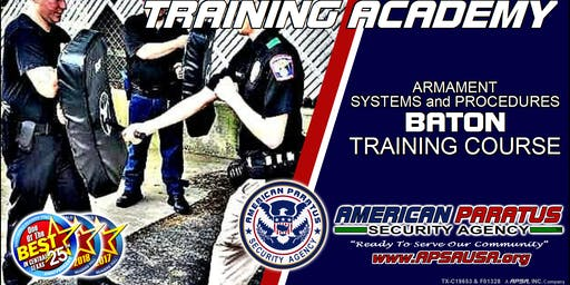 Killeen, TX / ASP Baton Training Course