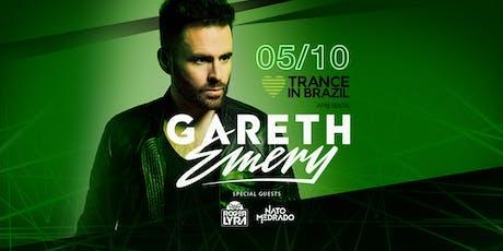 Trance in Brazil apresenta: Gareth Emery ingressos