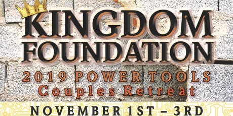 Kingdom Foundation Marriage tickets