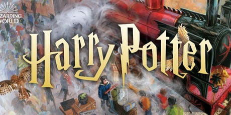 Escape Room - Harry Potter @Ridgewood Winery tickets