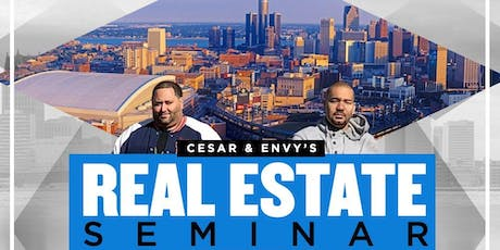 Cesar (flipping_nj) & DJ Envy's Real Estate Seminar in Houston tickets