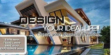 Design your Ideal Life, Create Financial Freedom & Travel