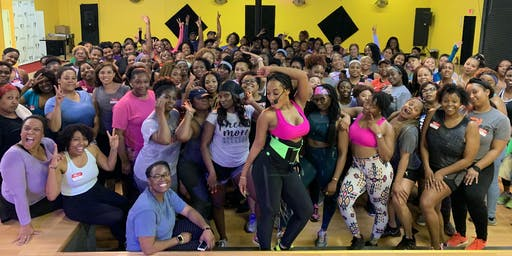 Twerk Dance Fitness ATL with Keaira LaShae