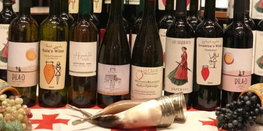 BINOLOGY 103: GEORGIAN WINES – THE CRADLE OF VITICULTURE