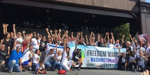 Freedom March Orlando RSVP Table (Table/Tent registers only)