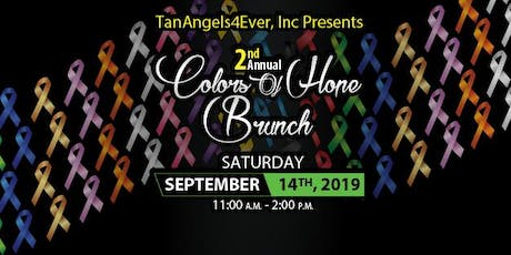2nd Annual Colors of Hope Brunch tickets