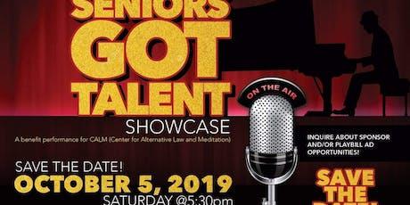 The Seniors Got Talent Showcase tickets