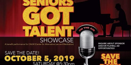 The Seniors Got Talent Showcase