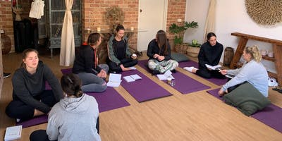 Mindful Fitness Three Day Workshop