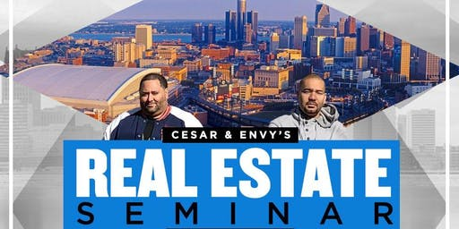 Cesar (flipping_nj) and DJ Envy's Real Estate Seminar in Atlanta