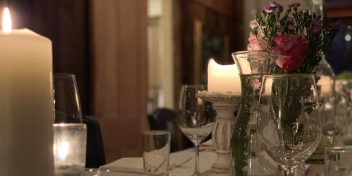 September Dinners in the Carriage House