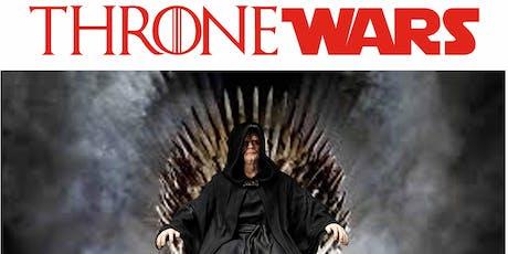 Throne Wars tickets