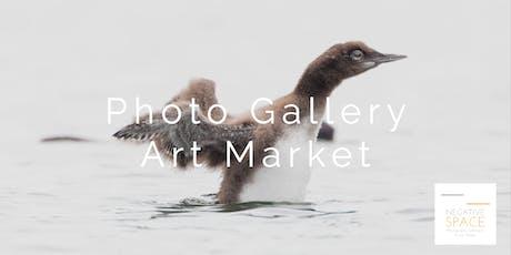 Negative Space Photo Gallery - Art Market tickets