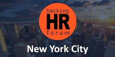Hacking HR Forum New York City Fall 2019