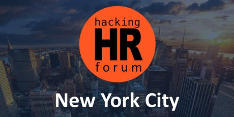 Hacking HR Forum New York City Fall 2019 tickets