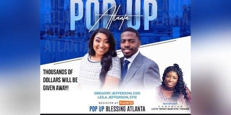 Pop Up Blessing Atlanta tickets