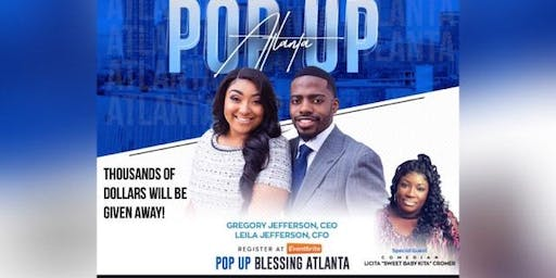 Pop Up Blessing Atlanta