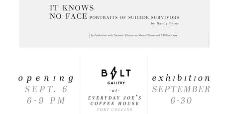 It Knows No Face - First Friday Opening and Artist Talk by Randy Bacon tickets