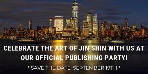The Art of Jin Shin Publishing Party