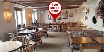 Petit déjeuner d'affaires du réseau You Work Here - Mardi 10 septembre