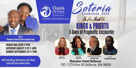 SOTERIA CONFERENCE 2019 tickets
