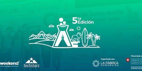 Techstars Startup Weekend Estelí  tickets