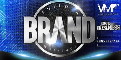Build-A-Brand Workshop tickets
