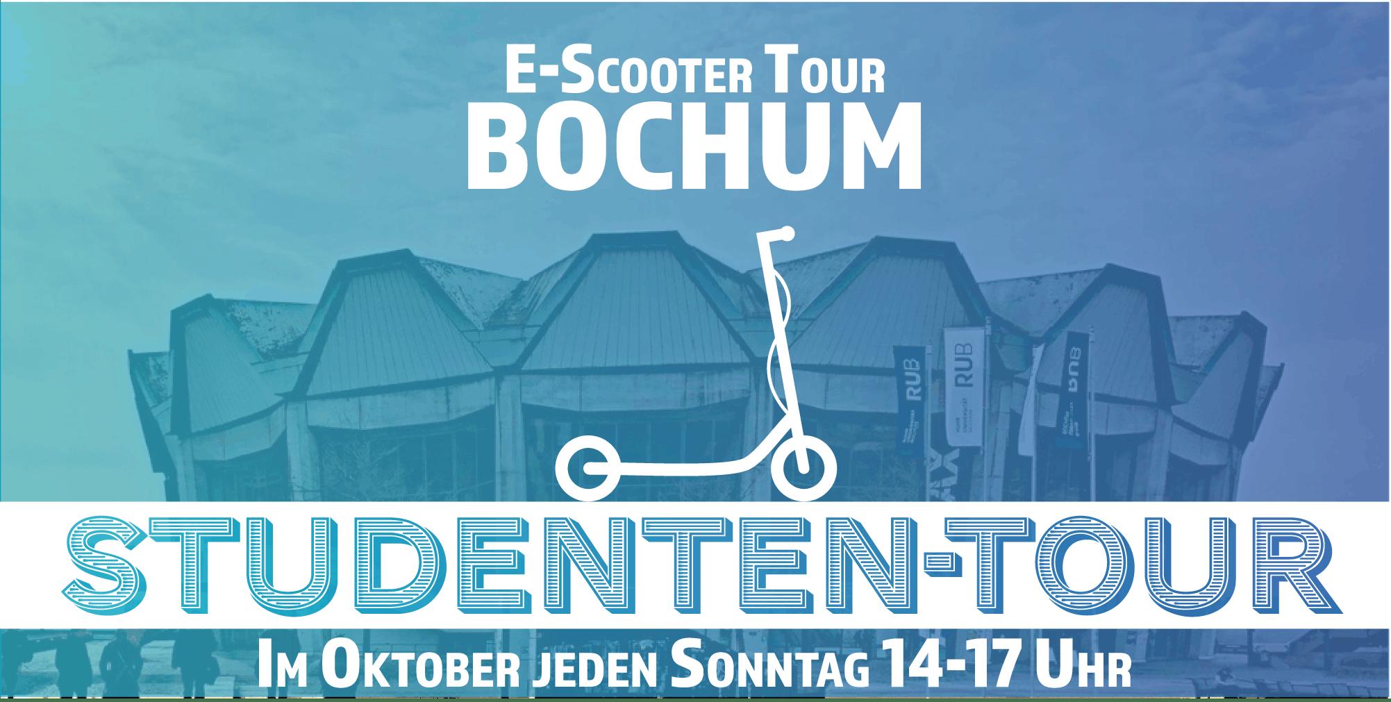 E-Scooter Studenten-Tour Bochum