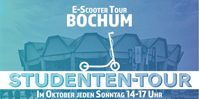 E-Scooter Studenten-Tour Bochum