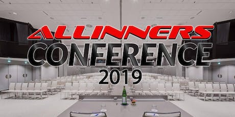 ALLINNERS CONFERENCE 2019  tickets