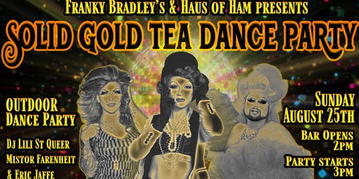 Solid Gold Tea Dance