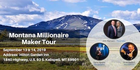 Montana Millionaire-Maker Tour tickets