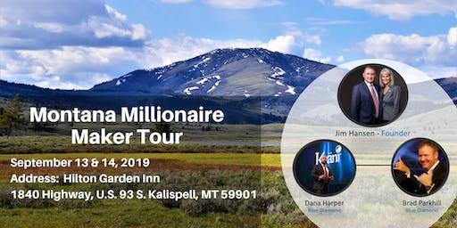 Montana Millionaire-Maker Tour