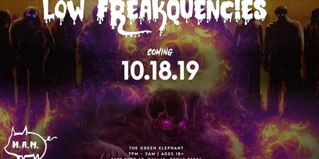Low Freakquencies 2019 tickets