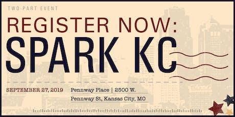 Spark KC 2019 tickets