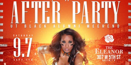 UT/LSU Tailgate After Party tickets