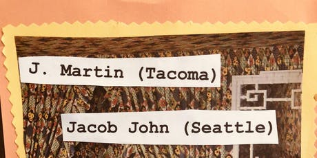 J. MARTIN, JACOB JOHN, UNICORNS IN THE SNOW, tba tickets